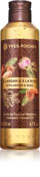 Yves Rocher Argan & Rose sprchový olej