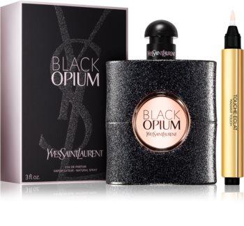 Yves Saint Laurent Black Opium confezione conveniente da donna