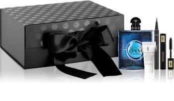Yves Saint Laurent Black Opium Intense dárková sada (limitovaná edice) pro ženy