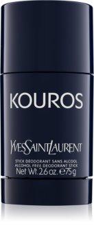 Yves Saint Laurent Kouros desodorizante em stick para homens
