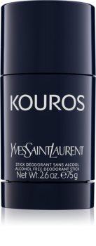 Yves Saint Laurent Kouros αποσμητικό σε στικ για άντρες