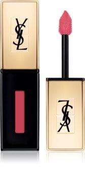 Yves Saint Laurent Vernis À Lèvres Glossy Stain brillant et rouge à lèvres longue tenue 2 en 1