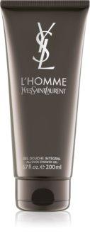 Yves Saint Laurent L'Homme gel de duche para homens