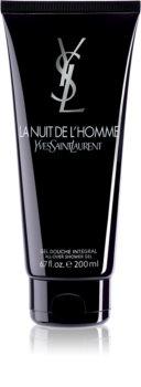 Yves Saint Laurent La Nuit de L'Homme gel de duche para homens