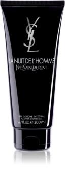 Yves Saint Laurent La Nuit de L'Homme gel de duș pentru bărbați