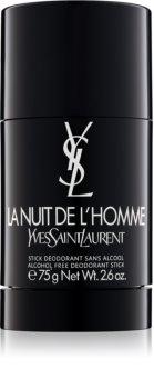 Yves Saint Laurent La Nuit de L'Homme deodorante stick per uomo