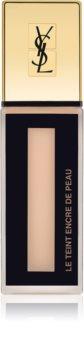 Yves Saint Laurent Le Teint Encre de Peau легкий матуючий тональний засіб SPF 18