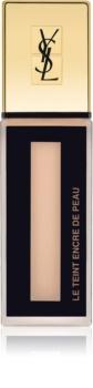Yves Saint Laurent Le Teint Encre de Peau könnyű mattító make-up SPF 18
