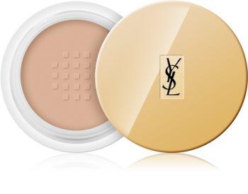 Yves Saint Laurent Souffle d'Éclat Sheer and Radiant прозрачна пудра  за озаряване на лицето