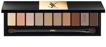 Yves Saint Laurent Couture Variation Palette paletka pudrových očních stínů