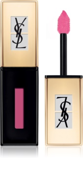 Yves Saint Laurent Vernis À Lèvres Pop Water Lipstick and Lip Gloss 2 in 1 with Wet Look