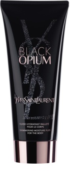 Yves Saint Laurent Black Opium emulzija za telo za ženske