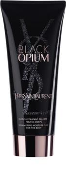 Yves Saint Laurent Black Opium Vartalovoide Naisille