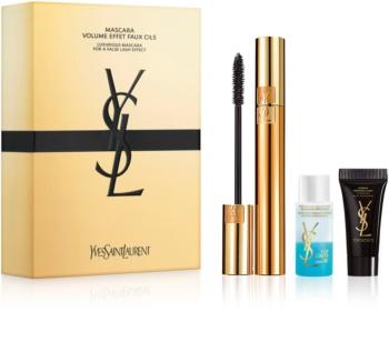 Yves Saint Laurent Mascara Volume Effet Faux Cils coffret VII.