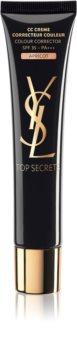 Yves Saint Laurent Top Secrets CC Creme CC krém pre jednotný tón pleti SPF 35