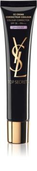 Yves Saint Laurent Top Secrets CC Creme  CC krém az egyenletes bőrszínért SPF 35