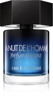 Yves Saint Laurent La Nuit de L'Homme Eau Électrique Eau de Toilette για άντρες