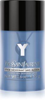 Yves Saint Laurent Y deodorante stick per uomo