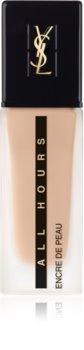 Yves Saint Laurent Encre de Peau All Hours Foundation machiaj persistent SPF 20