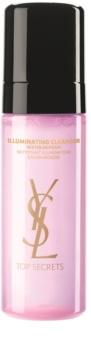 Yves Saint Laurent Top Secrets Illuminating Cleanser pjena za čišćenje i skidanje make-upa