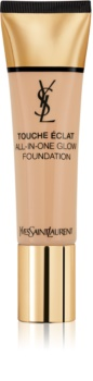 Yves Saint Laurent Touche Éclat All-In-One Glow Flüssiges Make Up SPF 23