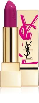 Yves Saint Laurent Rouge Pur Couture Collection Le Fuchsia Lippenstift mit feuchtigkeitsspendender Wirkung
