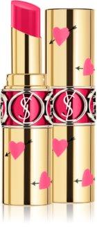 Yves Saint Laurent Rouge Volupté Shine Oil-In-Stick rouge à lèvres hydratant édition limitée