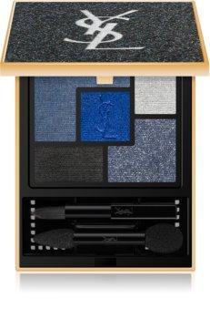 Yves Saint Laurent Couture Palette Black Opium Intense Night Edition 5 színt tartalmazó szemhéjfesték paletta