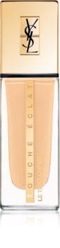 Yves Saint Laurent Touche Éclat Crème fond de teint longue tenue pour un look naturel