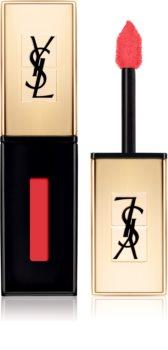 Yves Saint Laurent Vernis À Lèvres Glossy Stain rossetto e lucidalabbra lunga tenuta 2 in 1