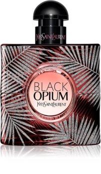 Yves Saint Laurent Black Opium Eau de Parfum Rajoitettu Painos Naisille Exotic Illusion