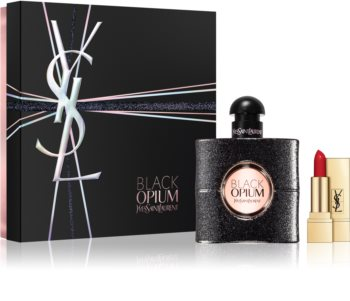 Yves Saint Laurent Black Opium dárková sada XII. pro ženy