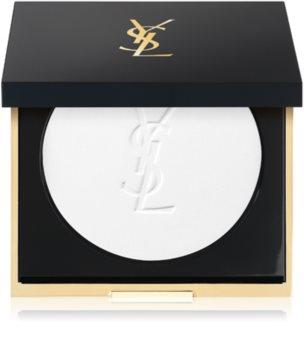 Yves Saint Laurent Encre de Peau All Hours Setting Powder компактна пудра  за матиране