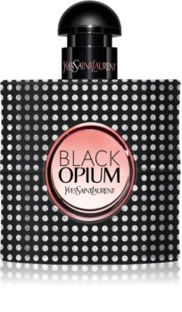Yves Saint Laurent Black Opium Eau de Parfum For Women Limited Edition Shine On