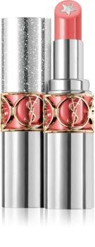 Yves Saint Laurent Rouge Volupté Rock'n Shine ruj hidratant pentru stralucire