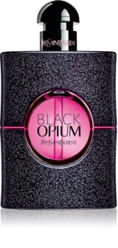 Yves Saint Laurent Black Opium Neon парфумована вода для жінок