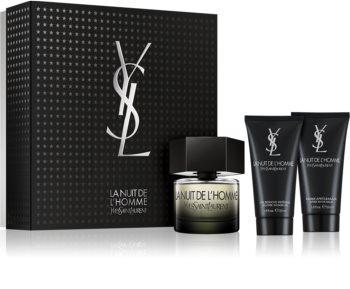 Yves Saint Laurent La Nuit de L'Homme set cadou pentru bărbați