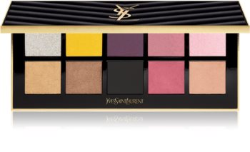 Yves Saint Laurent Couture Colour Clutch paletka očních stínů
