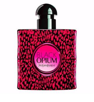 Yves Saint Laurent Black Opium Baby Cat Collector Eau de Parfum editie limitata pentru femei