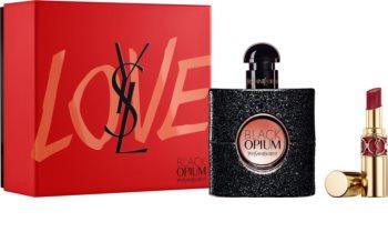 Yves Saint Laurent Black Opium Presentförpackning IV. för Kvinnor