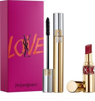 Yves Saint Laurent Mascara Volume Effet Faux Cils Geschenkset II. für Damen