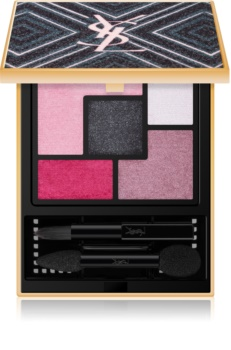 Yves Saint Laurent Couture Palette Black Opium Pure Illusion palette de fards à paupières 5 couleurs