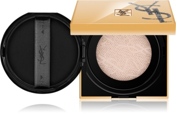 Yves Saint Laurent Touche Éclat Le Cushion Collector aufhellendes flüssiges Make up im Schwämmchen limitierte Ausgabe