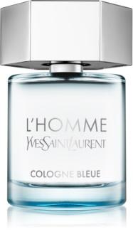 Yves Saint Laurent L'Homme Cologne Bleue eau de toilette para homens