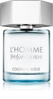 Yves Saint Laurent L'Homme Cologne Bleue eau de toillete για άντρες