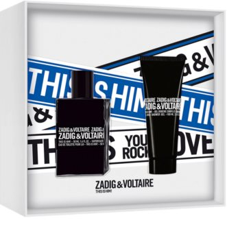 Zadig & Voltaire This is Him! Lahjasetti VIII. Miehille