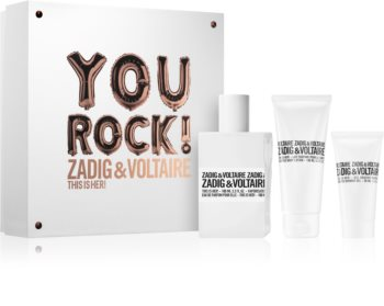 Zadig & Voltaire This is Her! Gift Set VIII. for Women
