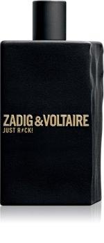 Zadig & Voltaire Just Rock! Pour Lui 100 Ml EDT Eau de