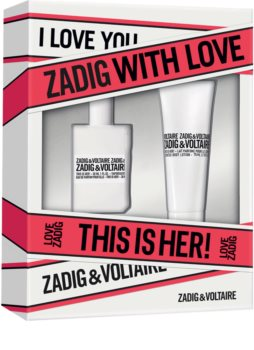Zadig & Voltaire This is Her! Gift Set VII. for Women