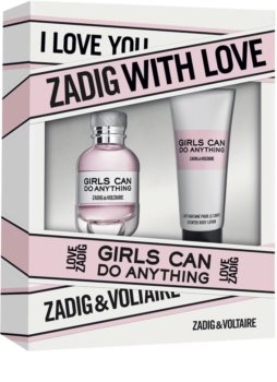 Zadig & Voltaire Girls Can Do Anything Geschenkset II. für Damen